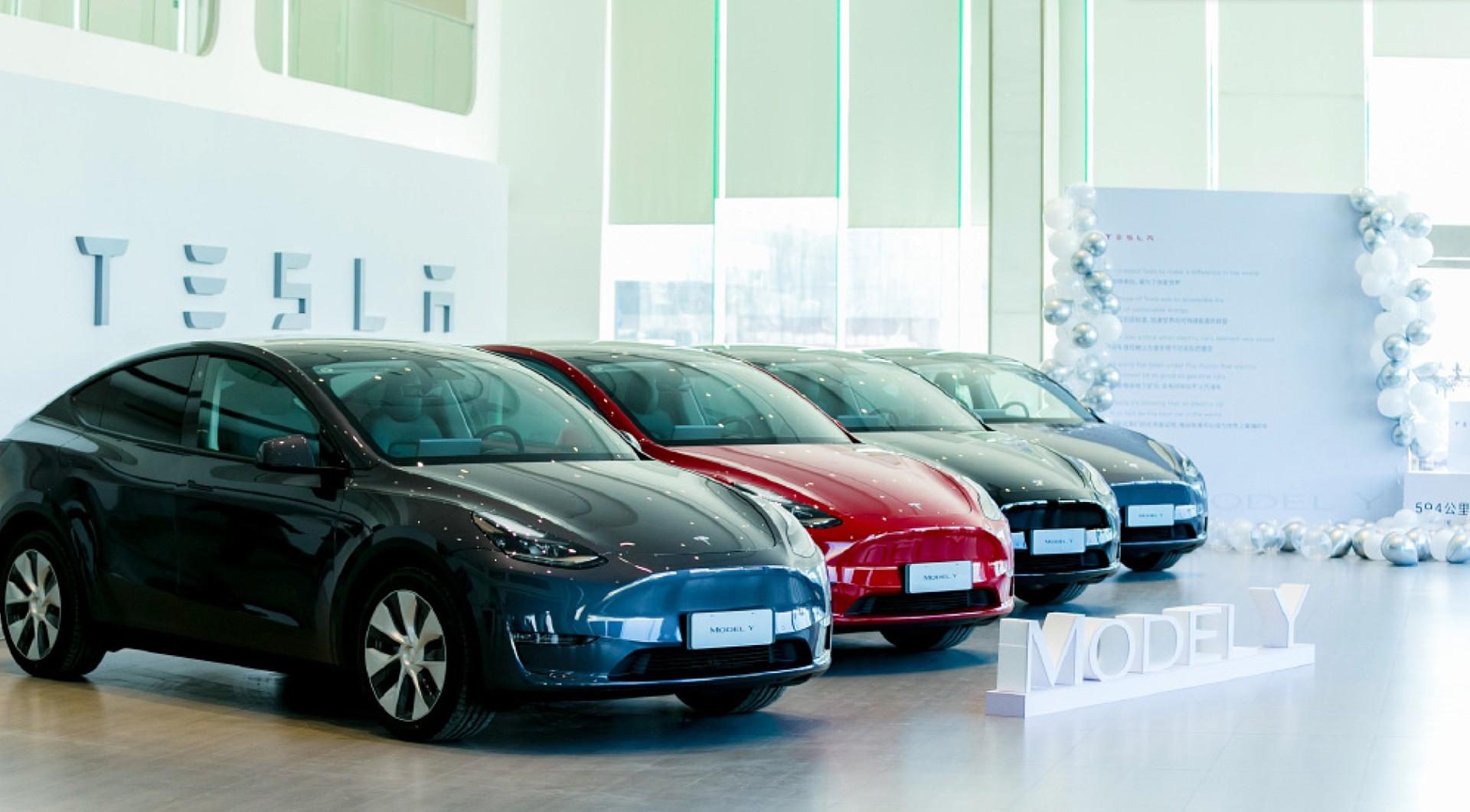 Поставки Tesla China Model Y увеличивают стоимость акций и прогнозы аналитиков