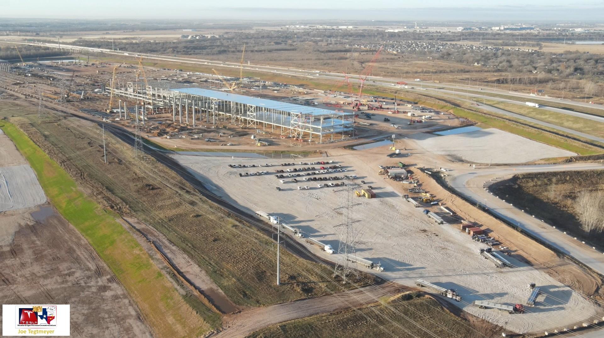 Президент Tesla Automotive рассказал об открытии вакансий по производству аккумуляторов в Gigafactory Texas
