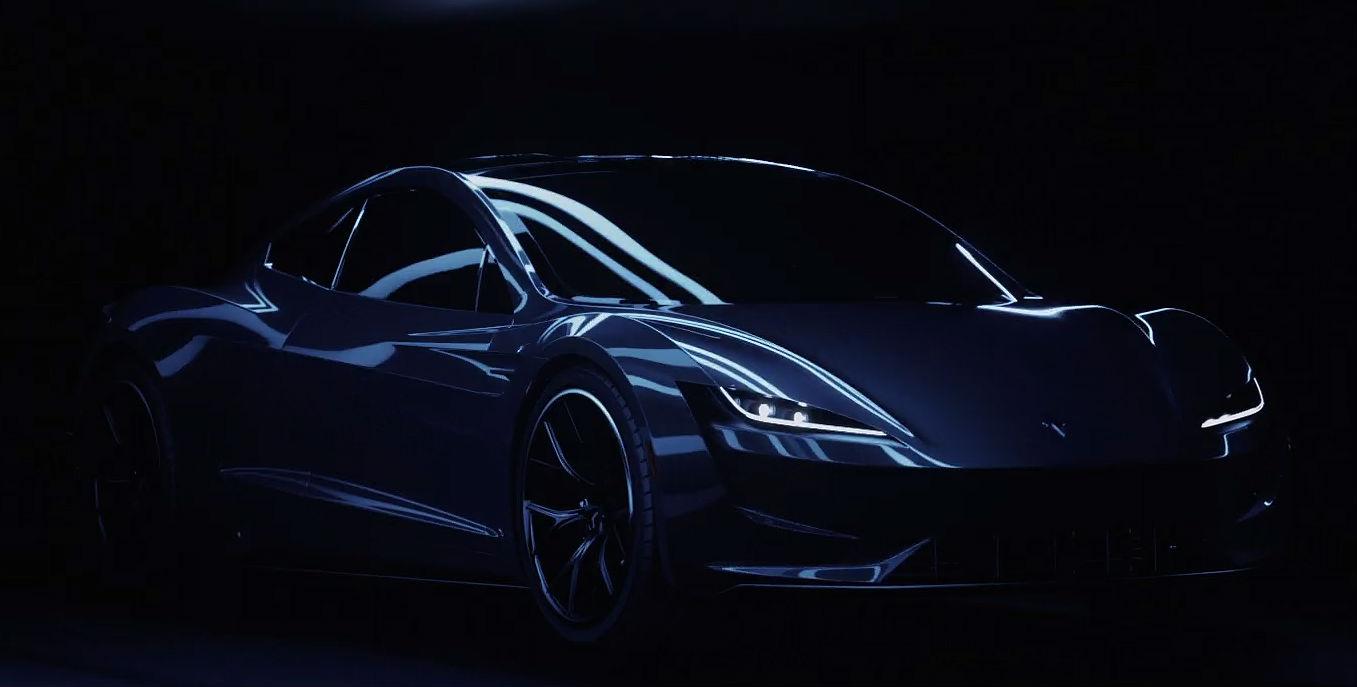 Рулевое `` ярмо '' Tesla идеально подходит для выполнения функций ICE нового поколения Roadster