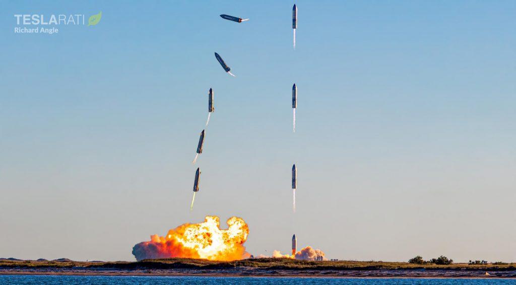SpaceX готовится к первой попытке приземления Starship с тремя двигателями