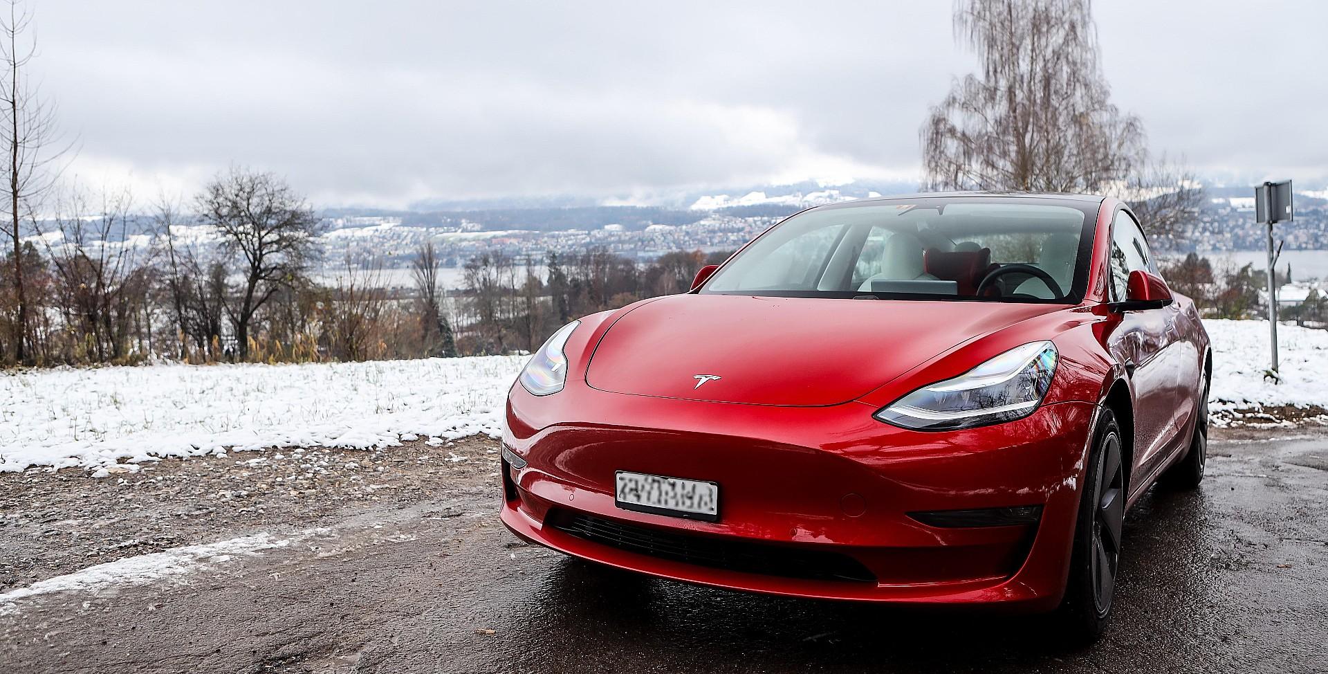Tesla занимает второе место в Норвегии по производству электромобилей, поскольку по доле рынка электромобили обгоняют газовые автомобили