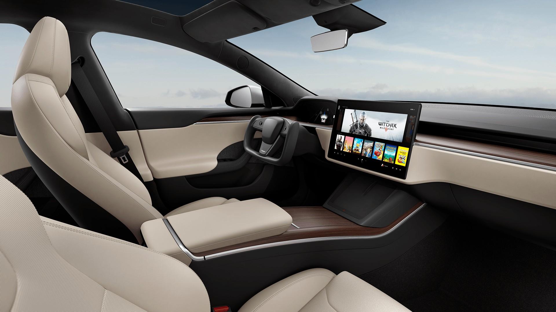 Рулевая вилка Tesla Model S и Model X одобрена для использования в Нидерландах
