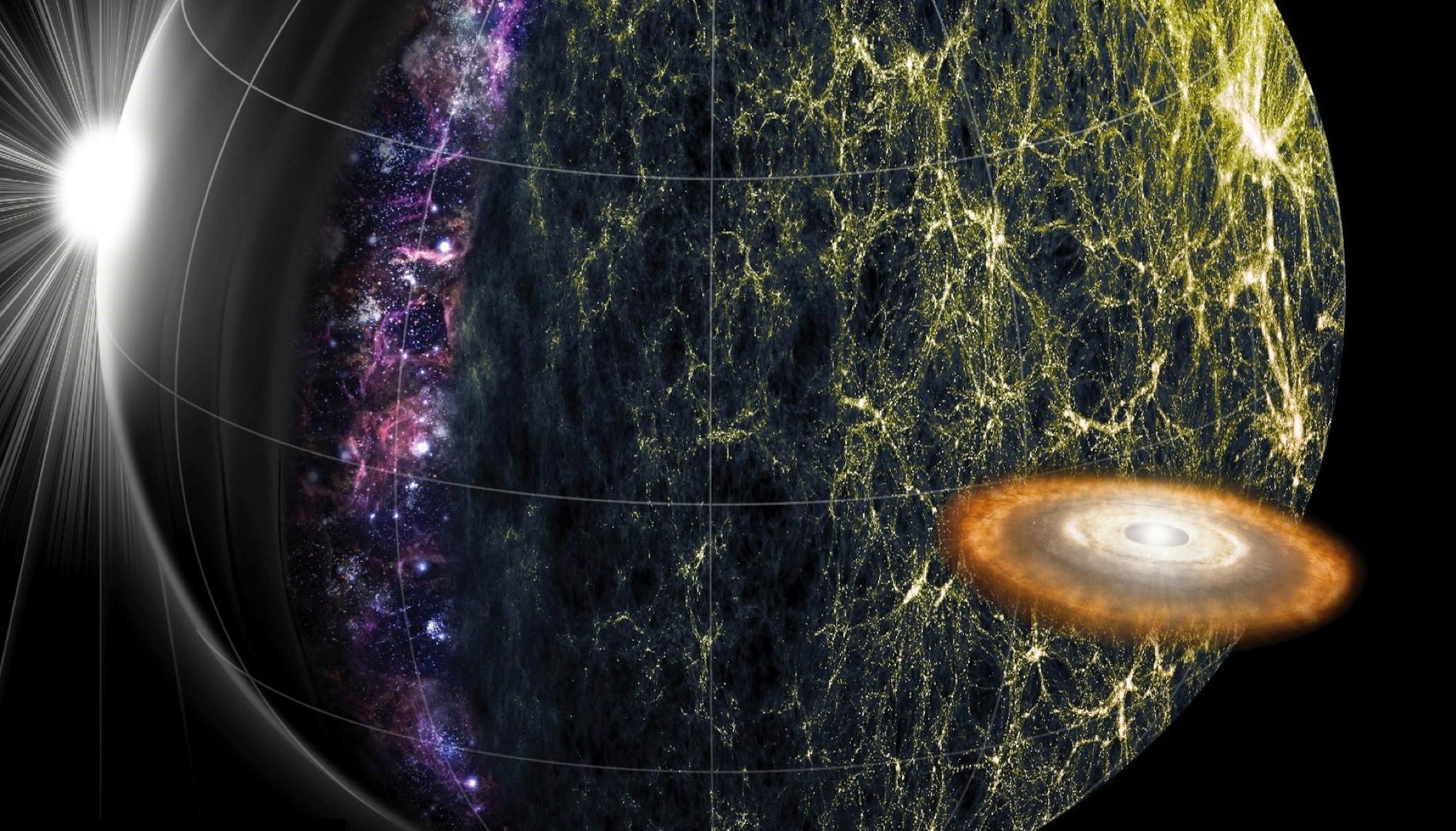 SpaceX и НАСА запускают космический телескоп для картирования галактик