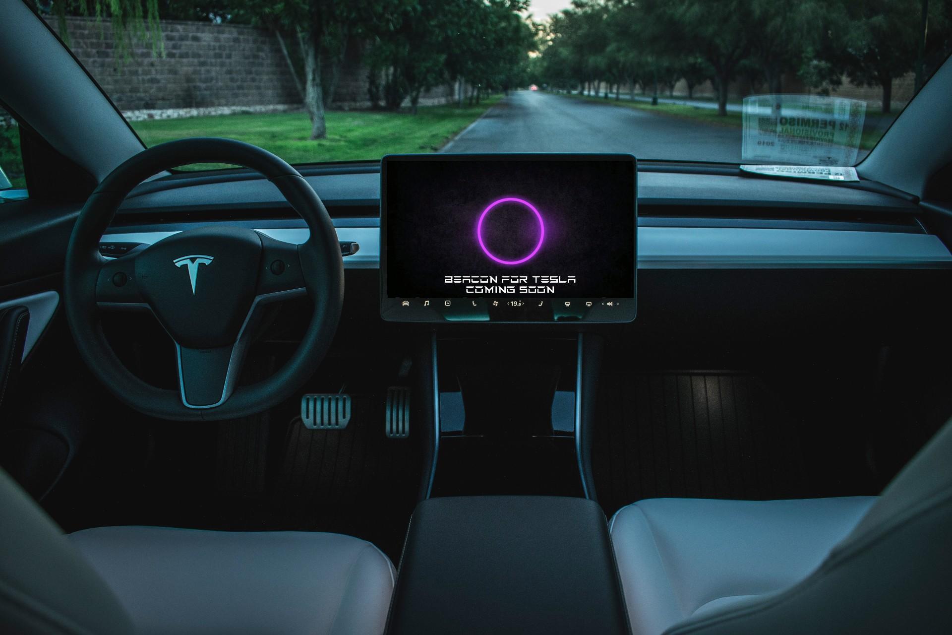 Владелец Tesla Model S делает возможными звонки по видеоконференцсвязи в автомобиле в рамках подготовки к автономному будущему