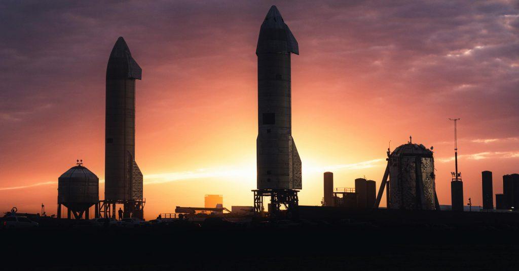 SpaceX хочет как можно скорее запустить свой следующий звездолет