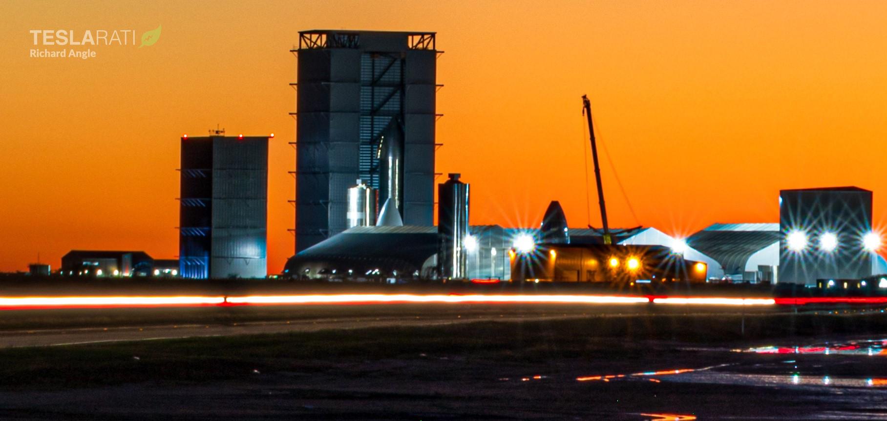 Завод SpaceX Starship борется с отключениями электроэнергии в Техасе с помощью солнечной энергии и хранилища Tesla