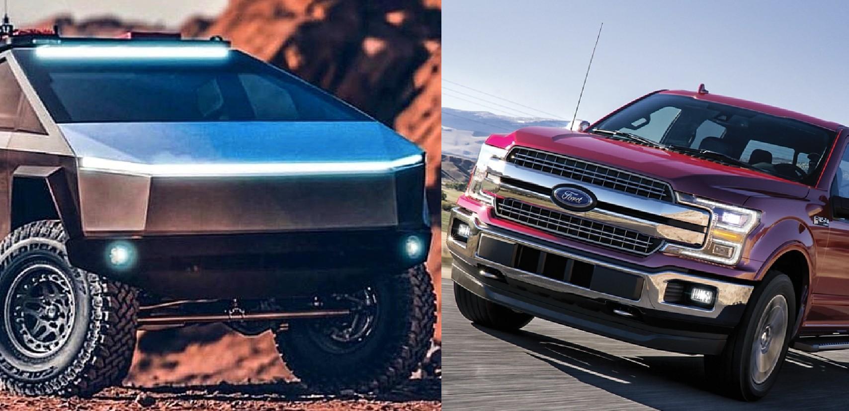 """Ford F-150 EV, конкурент Tesla Cybertruck, столкнулся с """"лежачим полицейским"""" из-за того, что поставщик аккумуляторов получил 10-летний запрет в США"""