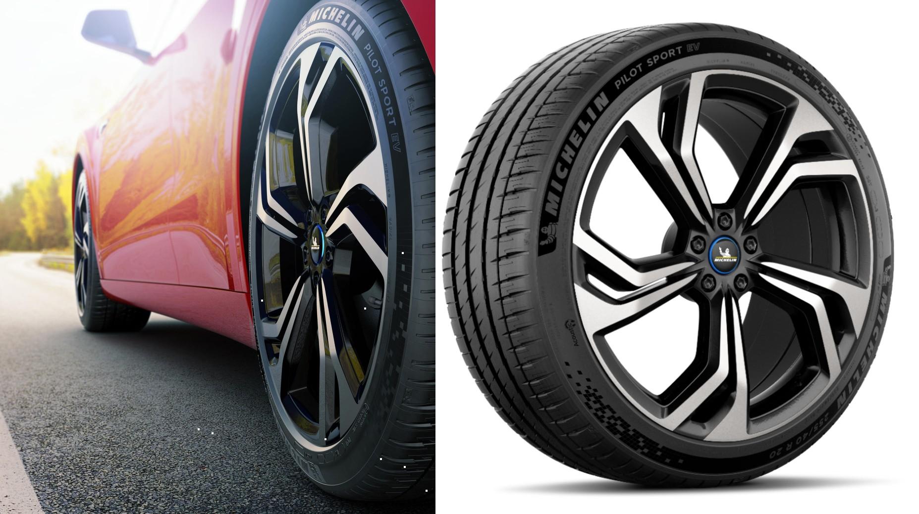 Michelin выпускает первые шины для электромобилей, предназначенные для электромобилей