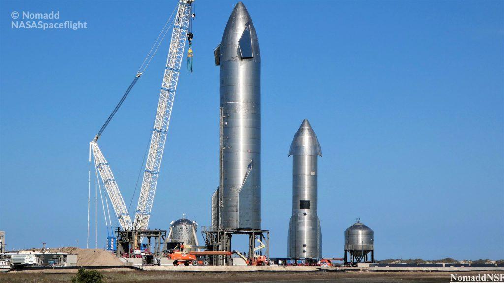 Следующий запуск SpaceX Starship состоится во вторник после лицензионного спора
