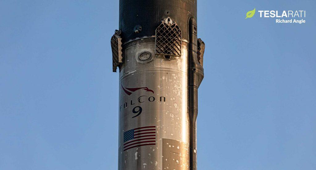SpaceX борется с неудачной посадкой Falcon 9, поскольку Starlink запускает скольжение