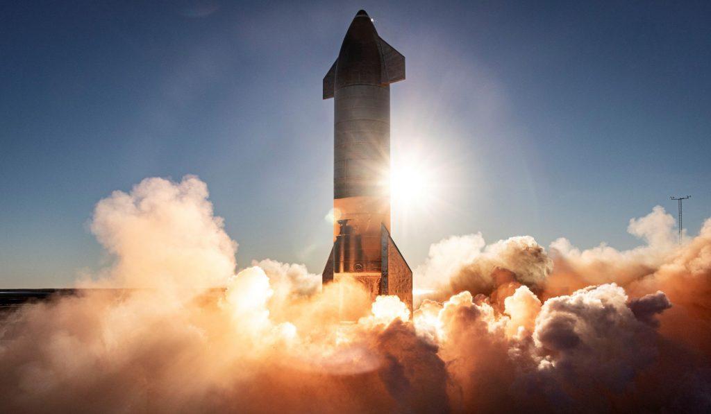 SpaceX отправляет файлы для летных испытаний Starship на этой неделе