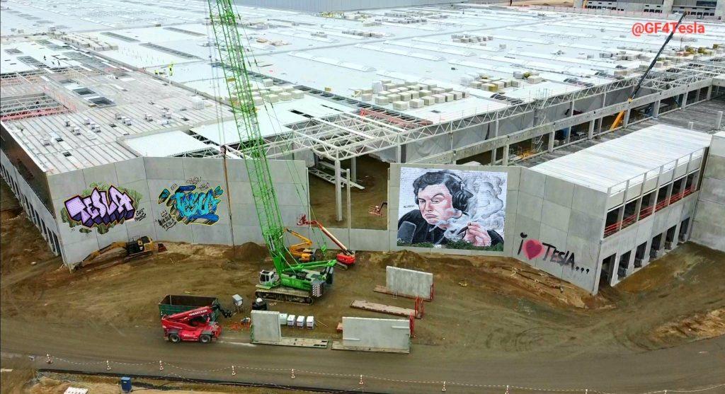 Строительные работы Tesla Giga в Берлине продолжатся с еще одним предварительно утвержденным разрешением