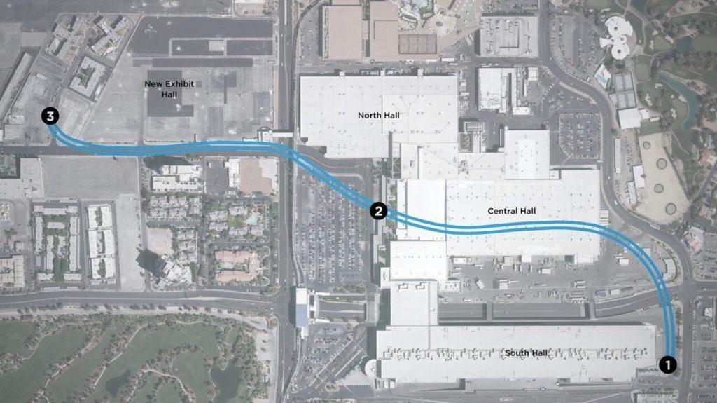 The Boring Company получила одобрение на расширение LVCC Loop на Resorts World