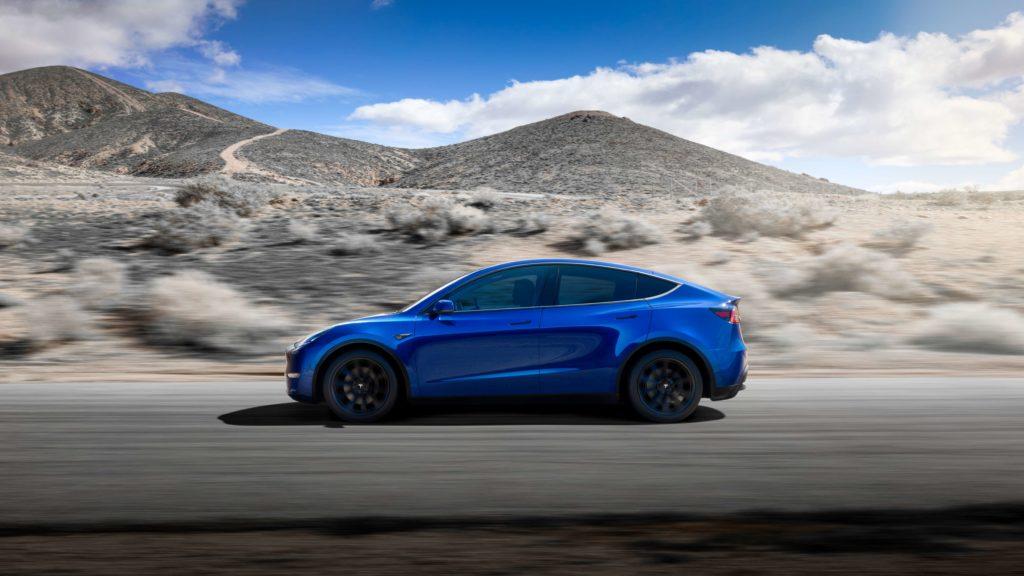 Уменьшенный вариант Tesla Model Y доступен `` вне меню '' после пропуска `` Standard of Excellence '', - говорит Маск.