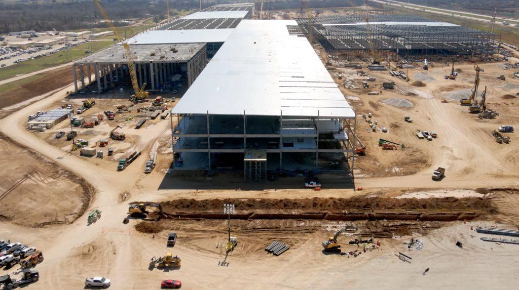 Запрос на налоговую экономию в зоне внешней торговли Tesla Gigafactory Texas получил поддержку