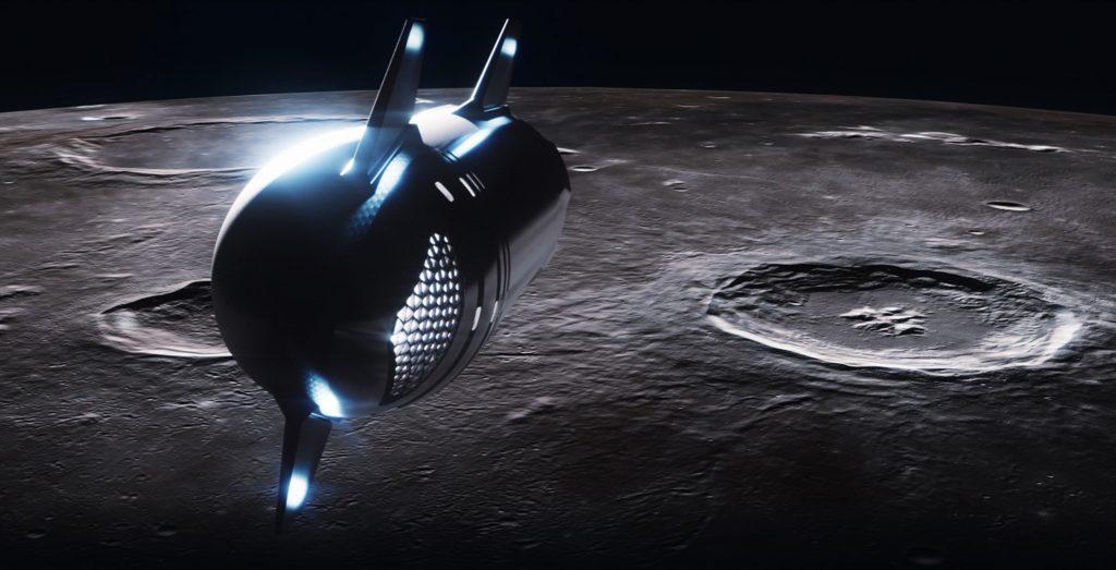 SpaceX готовится отправить звездолет и частных астронавтов вокруг Луны в 2023 году