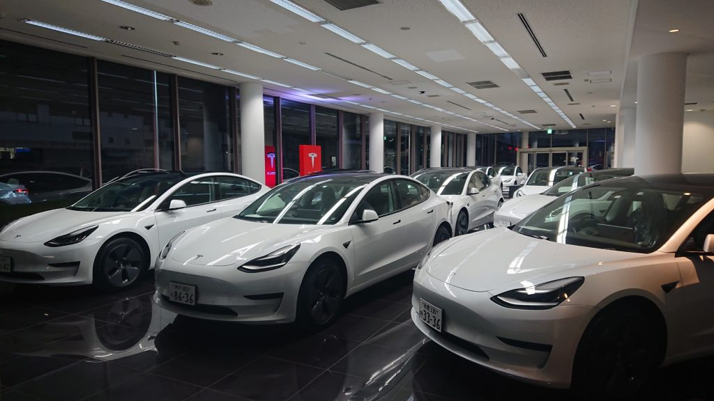 Спрос на Tesla в Японии резко вырастет после корректировки цен