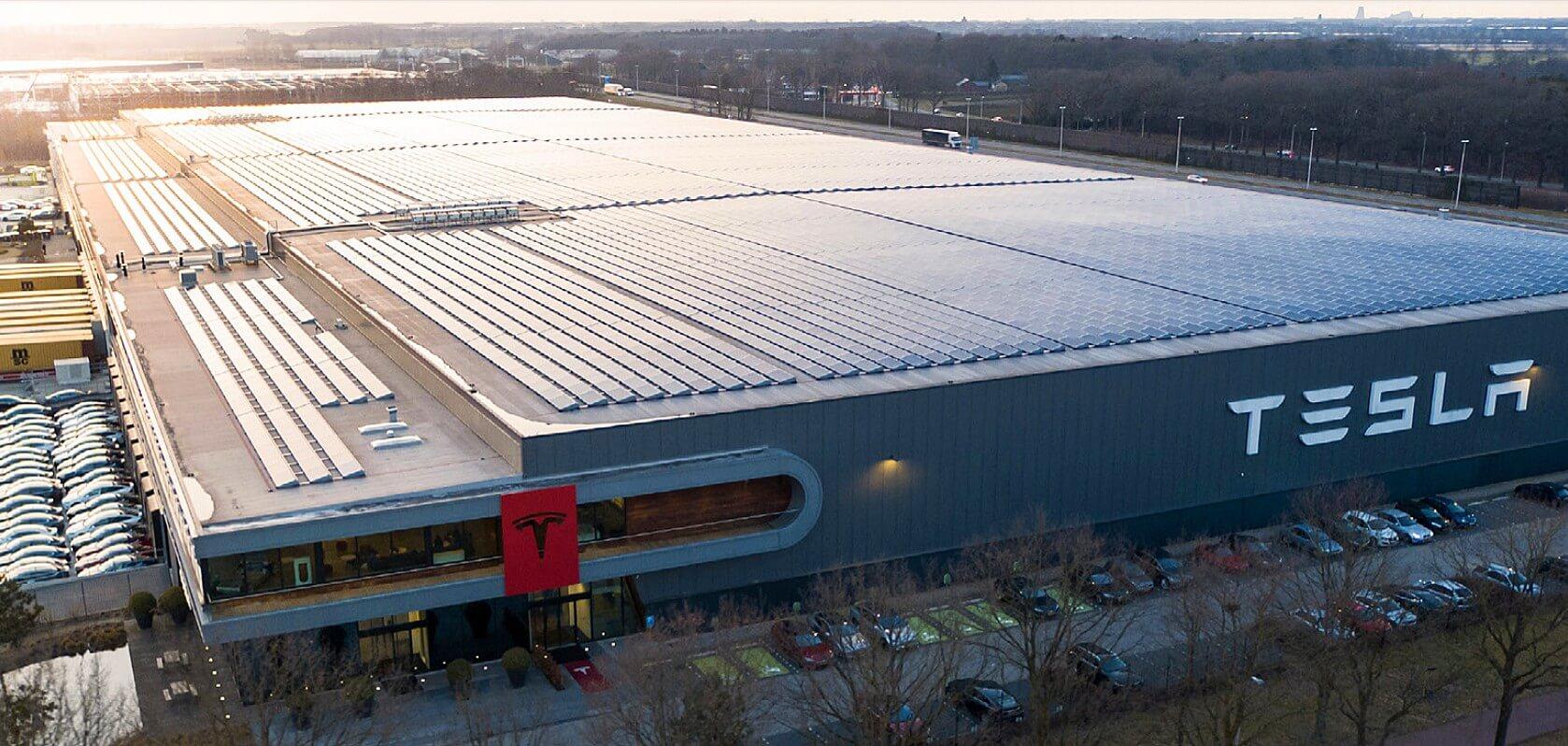 Слухи о Tesla Gigafactory в Великобритании снова вспыхивают, поскольку министр поддерживает сайт Сомерсета