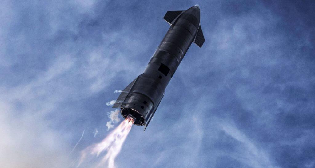 SpaceX предложила Starship запустить созвездие NASA cubesat