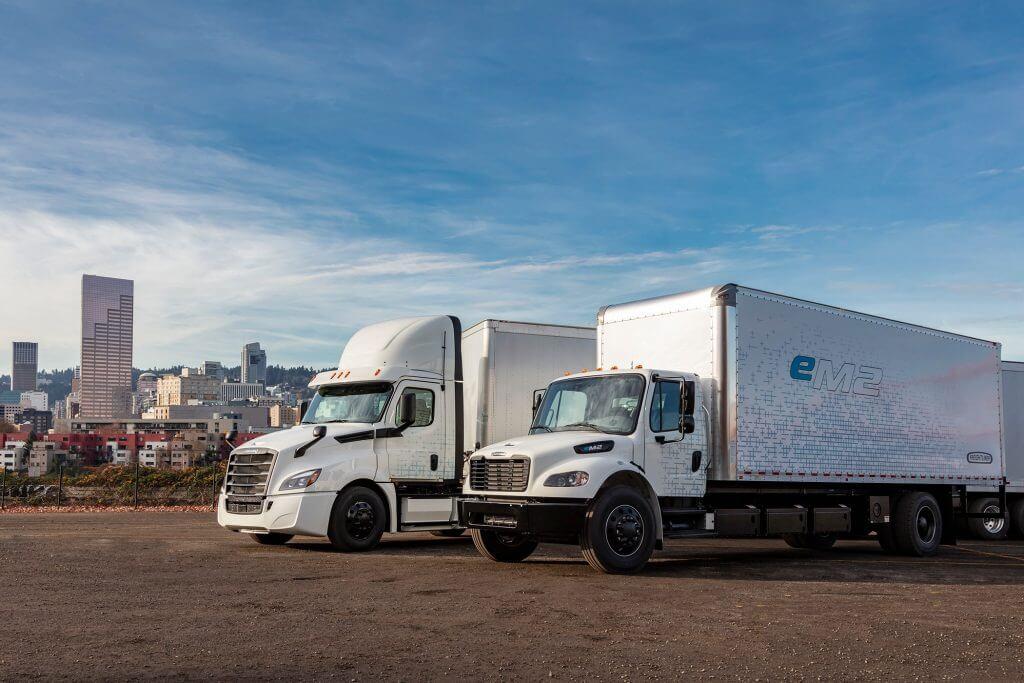 Соперник Tesla, Freightliner, преодолел 700 000 миль реальных испытаний