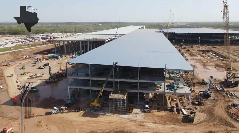 Tesla расширяет границы своей проверенной формулы Gigafactory в Техасе