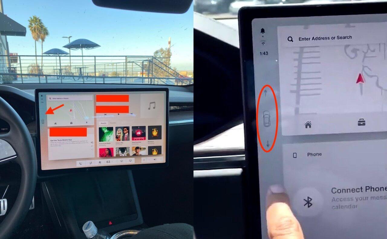 Селектор передач Tesla с сенсорным экраном для новой модели S является законным, подтверждает NHTSA