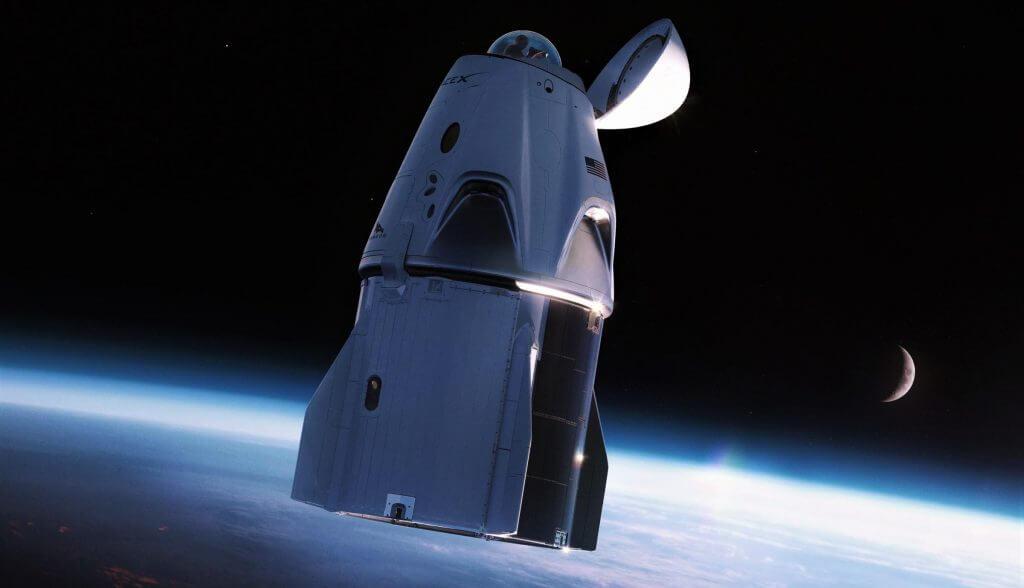 SpaceX обновит Dragon с помощью самого захватывающего окна, когда-либо запущенного в космос