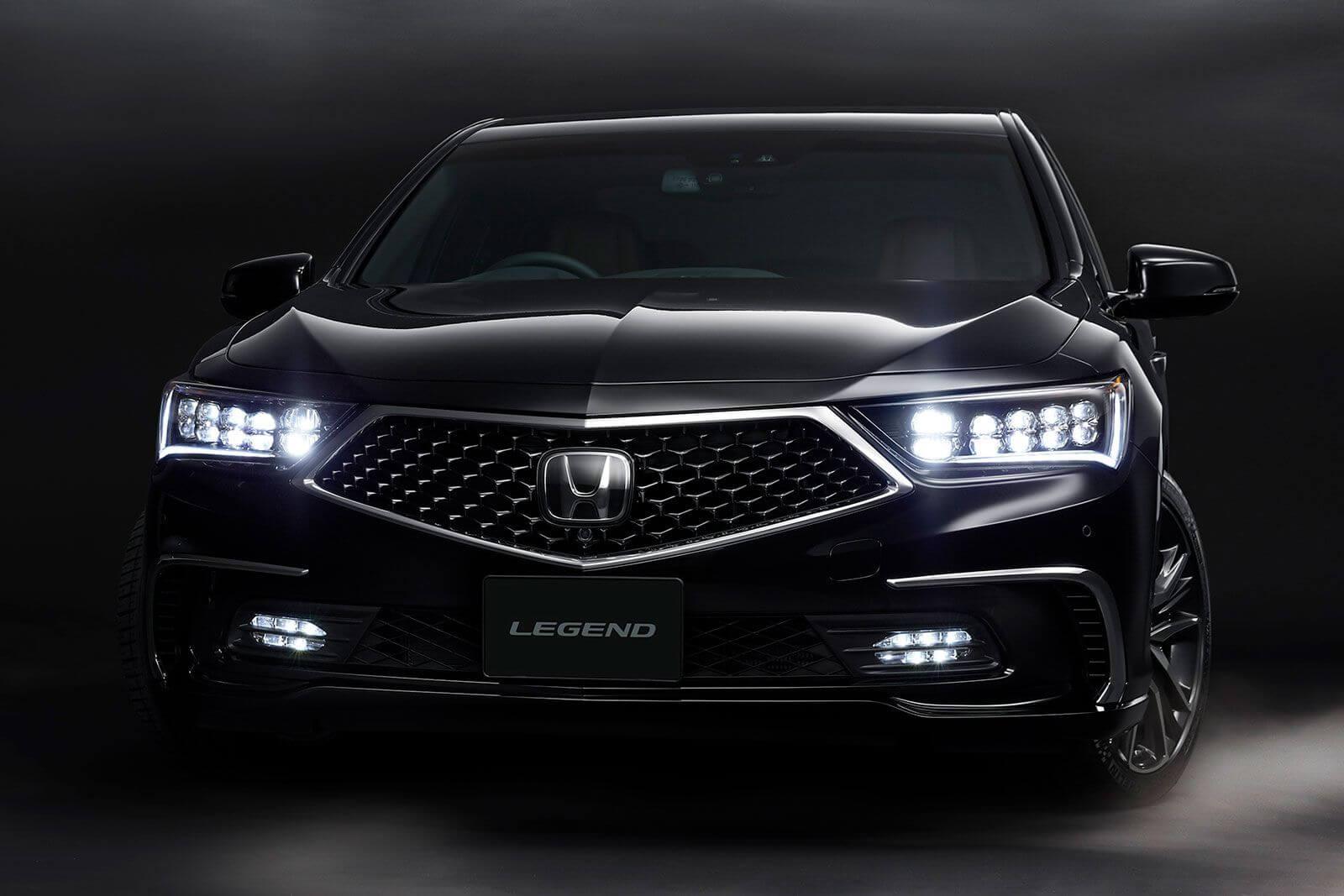 Honda запускает автономный седан Legend 3-го уровня за 102 тысячи долларов после 807 тысяч миль испытаний на шоссе