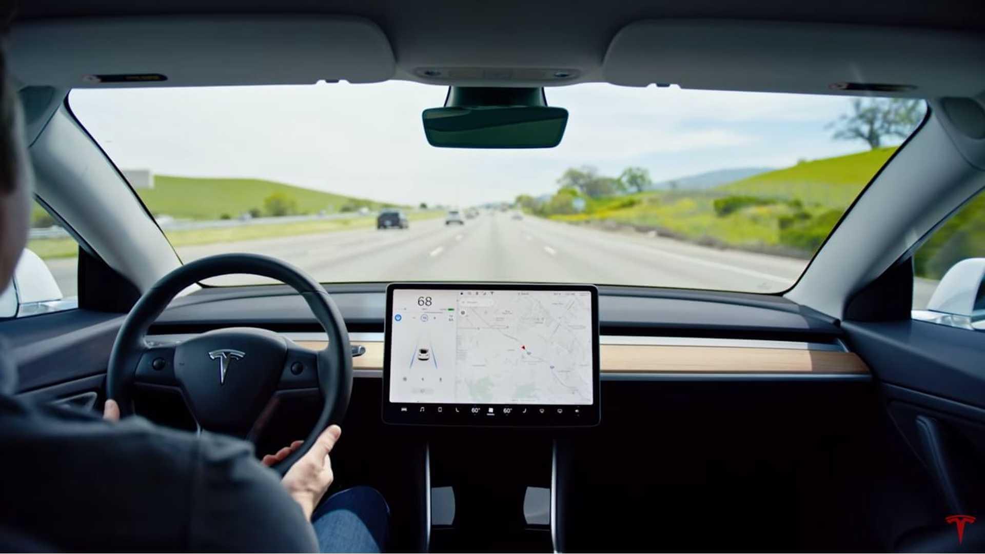 Подписка на Tesla FSD может появиться во втором квартале - Tesla Motors Club