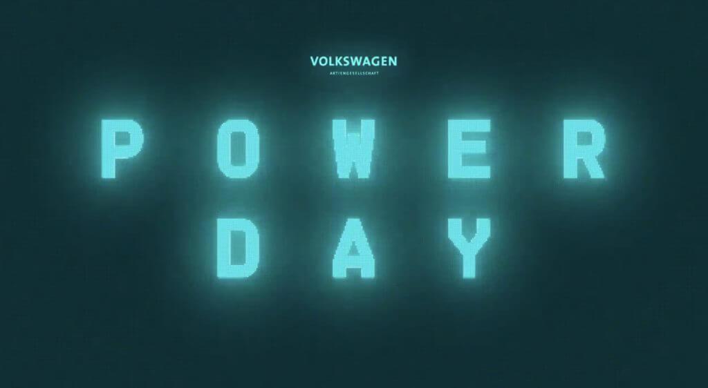 Председатель Volkswagen AG объявляет о мероприятии Tesla Battery Day на следующей неделе