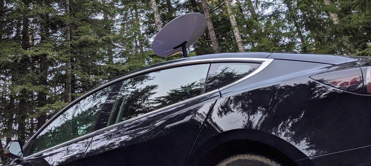 Приложение Starlink FCC раскрывает планы по использованию спутникового интернета в движущихся транспортных средствах