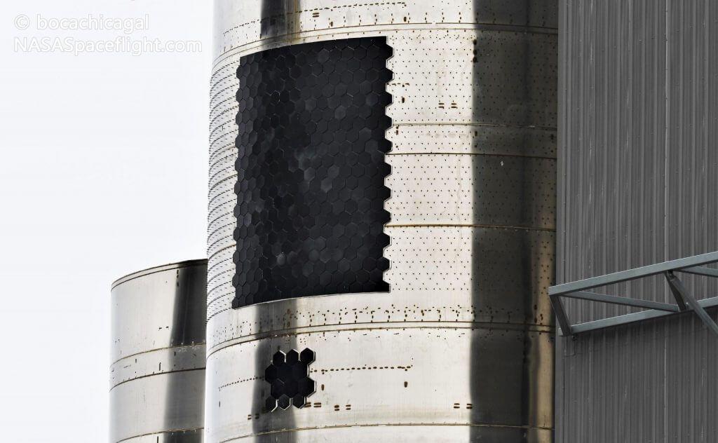 SpaceX «доработает» завод по производству гиперзвуковых теплозащитных экранов для ВВС США