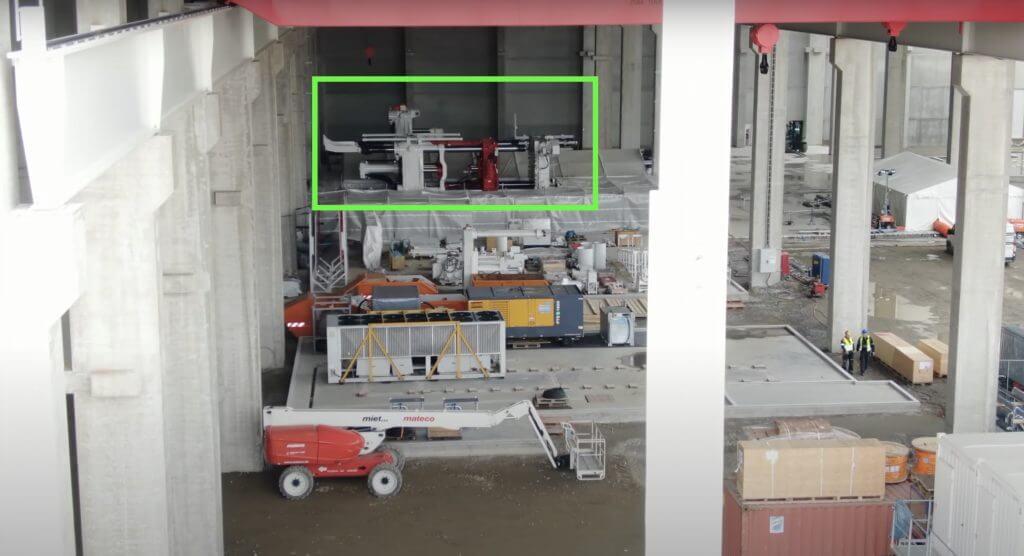Tesla начинает установку литейной машины IDRA Giga Press на Gigafactory в Берлине