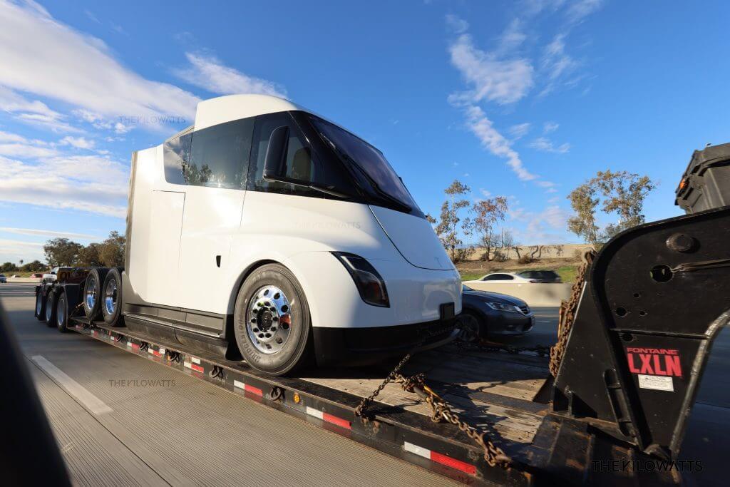 Tesla Semi может пропустить австралийский рынок из-за ограничений по размеру