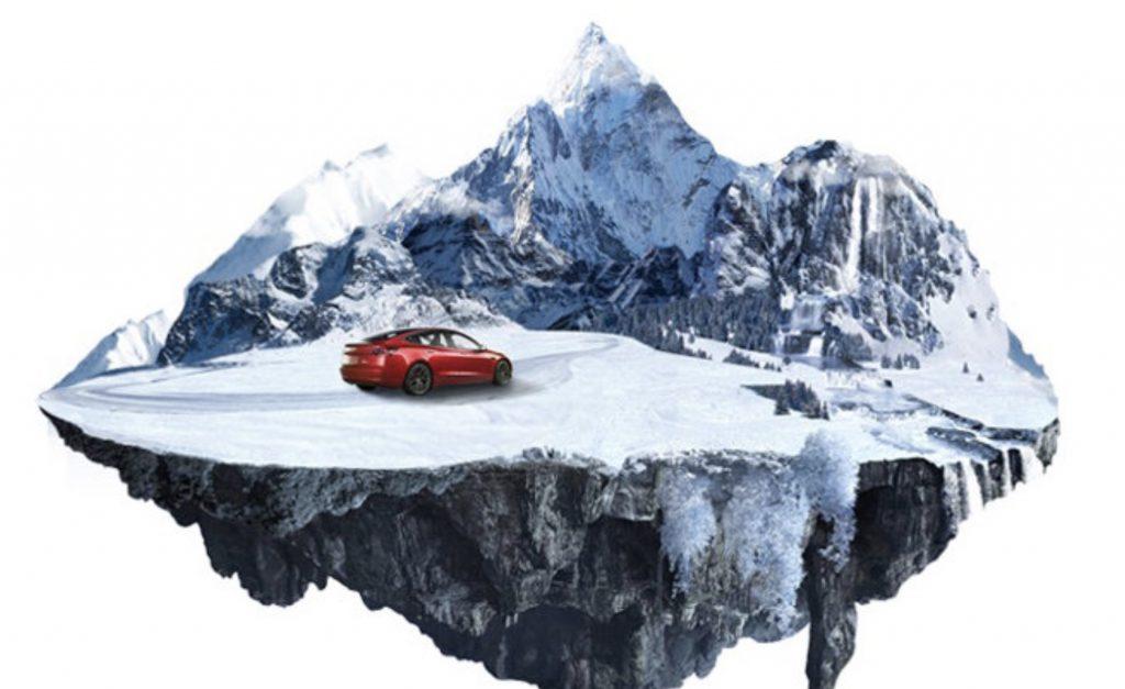 Сеть Tesla Supercharger достигает базы Mt. Эверест