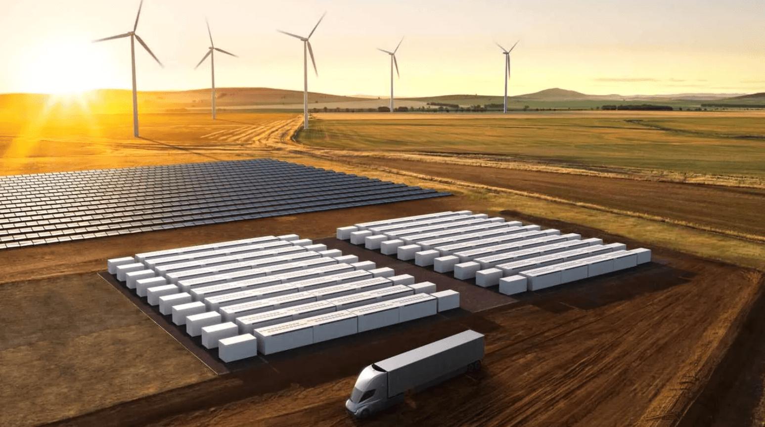 Apple планирует использовать системы хранения аккумуляторов Tesla на солнечной ферме Калифорнии - Tesla Motors Club