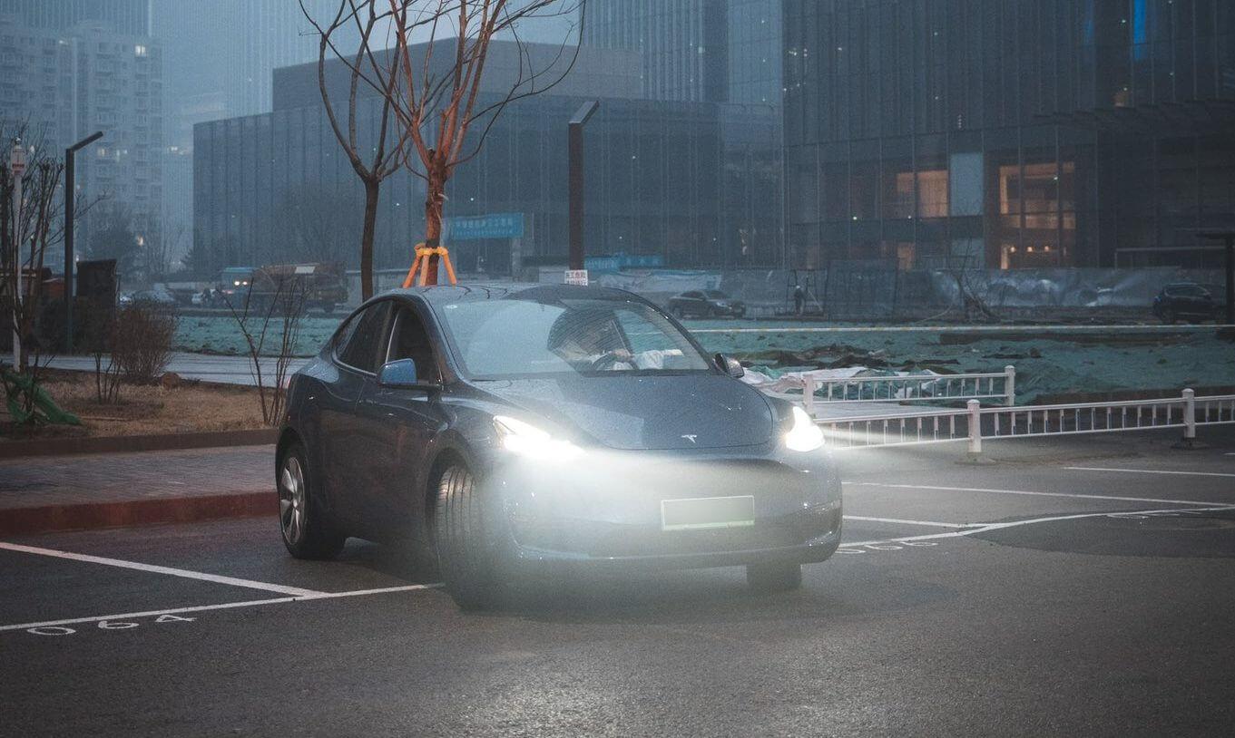 Цифры Tesla из Китая начинают иметь значение