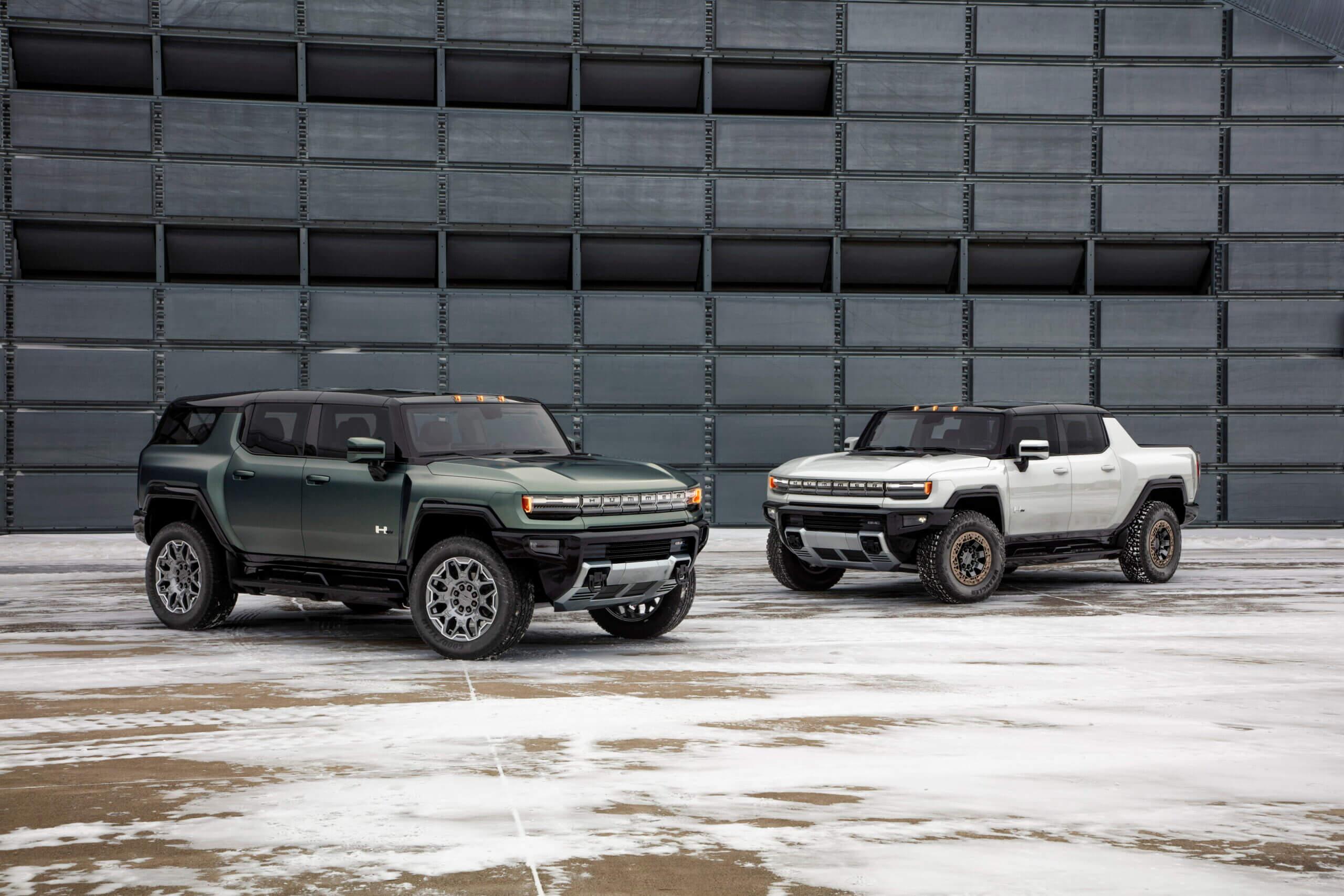 Электрический внедорожник Hummer выйдет в начале 2023 года - Tesla Motors Club