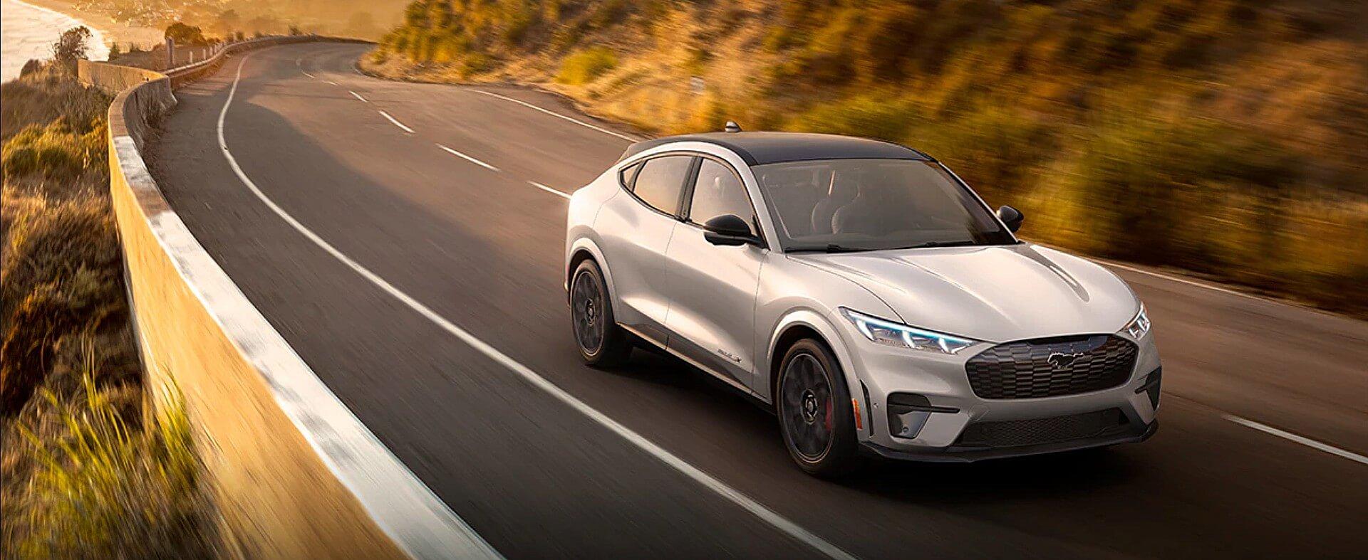 Ford откроет заказы на Mustang Mach-E GT 26 апреля