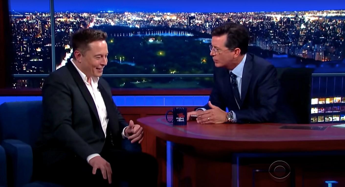 Илон Маск проведет субботу вечером в прямом эфире 8 мая