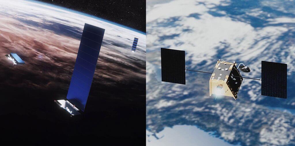 Конкурент SpaceX Starlink OneWeb ввел в заблуждение FCC, СМИ с ложным рассказом о «почти промахе»