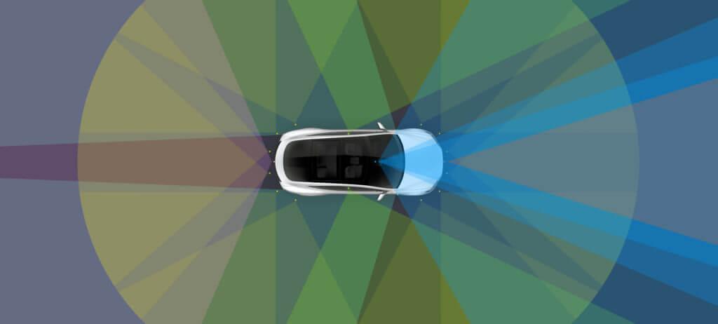 Предоставлен датчик волн Tesla, спасающий детей, новый фокус на мониторинге драйверов FSD