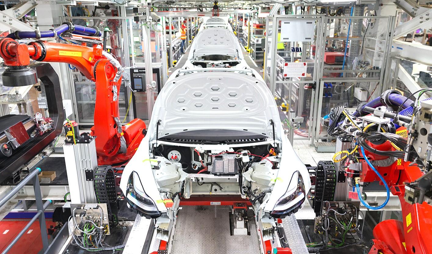 Руководство Tesla по поставкам на 2021 год поднимает новые высоты по мере приближения отчета о доходах за первый квартал