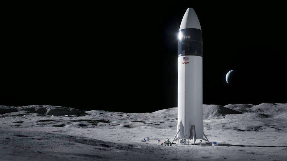 SpaceX заключила контракт на 3 миллиарда долларов на лунную миссию - Tesla Motors Club