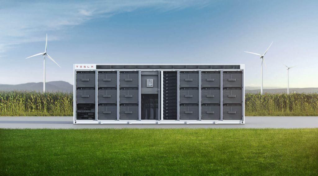 Tesla Megapacks будет развернут на солнечной ферме Apple в Калифорнии