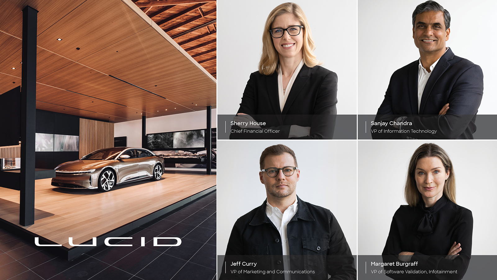 Lucid Motors добавляет бывшего казначея Waymo в качестве финансового директора, поскольку компания готовится к публичному размещению.