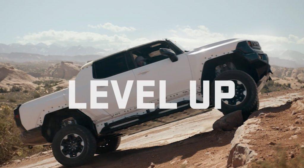 GMC Hummer EV демонстрирует внедорожные испытания на Moab Trails [Video]