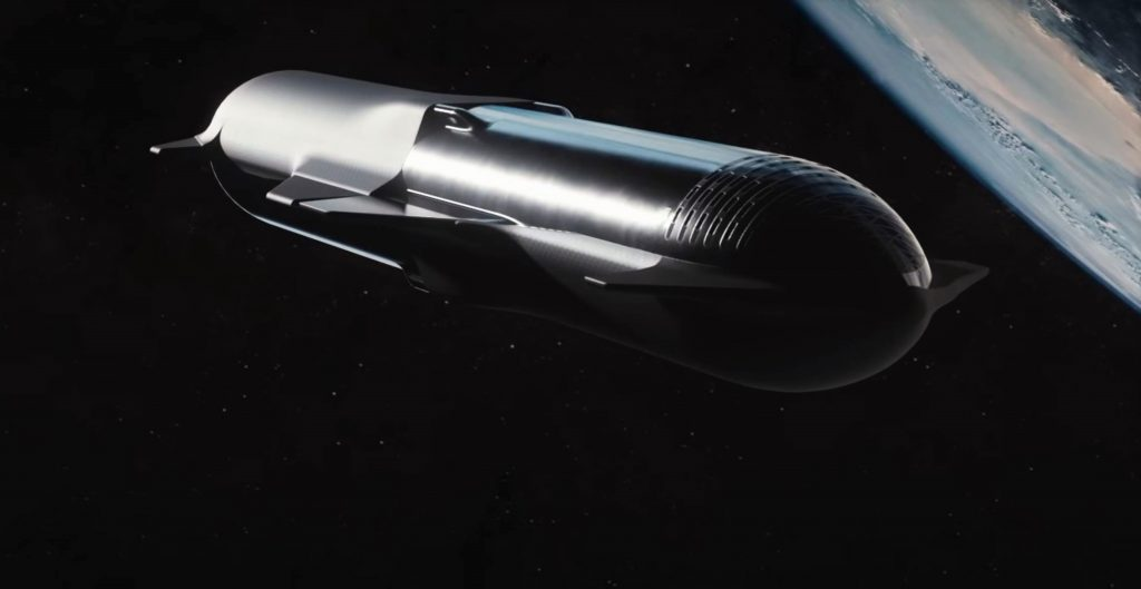 SpaceX начинает работу над испытанием орбитального ракетного топлива Starship для НАСА