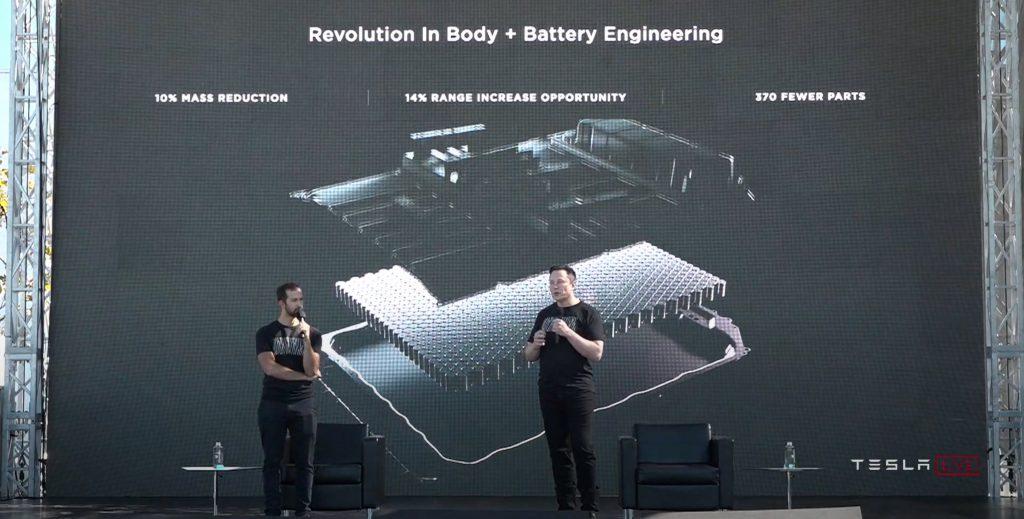 Патент на структурную аккумуляторную батарею Tesla намекает на умные меры в случае сбоев и отказов ячеек