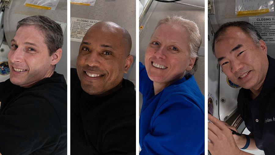 Команда SpaceX Crew-1 Dragon запланирована на воскресный всплеск - Tesla Motors Club